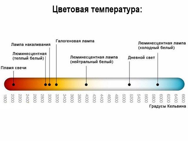 Шкала градусов