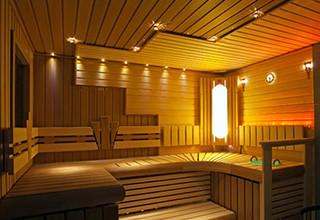 Как правильно сделать освещение в бане в парилке своими руками